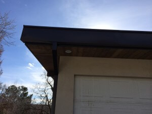 custom box rain gutter