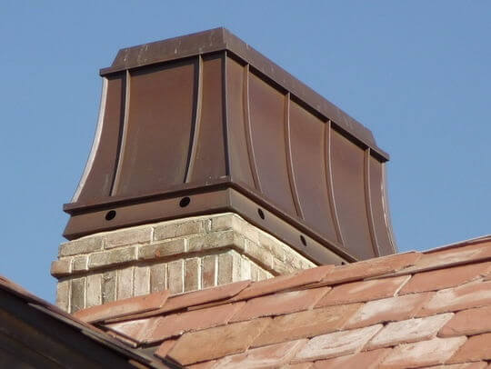Utah chimney cap installation & repair
