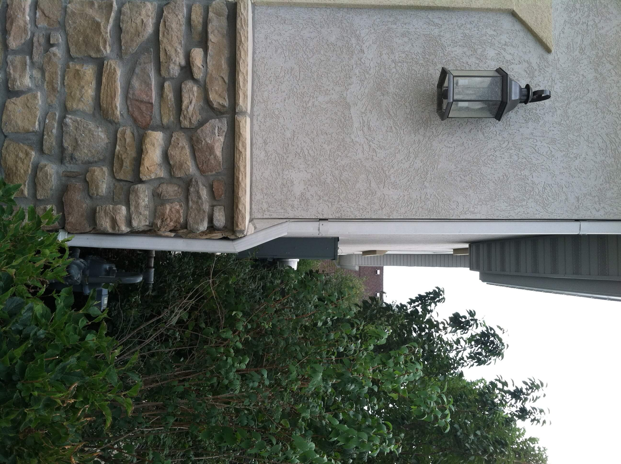 downspout repair & installation Utah