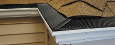 raindrop gutter guard leaf protection Utah