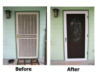 screen security door Utah