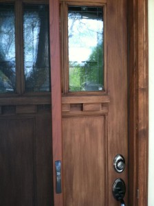 retractable screen door Utah