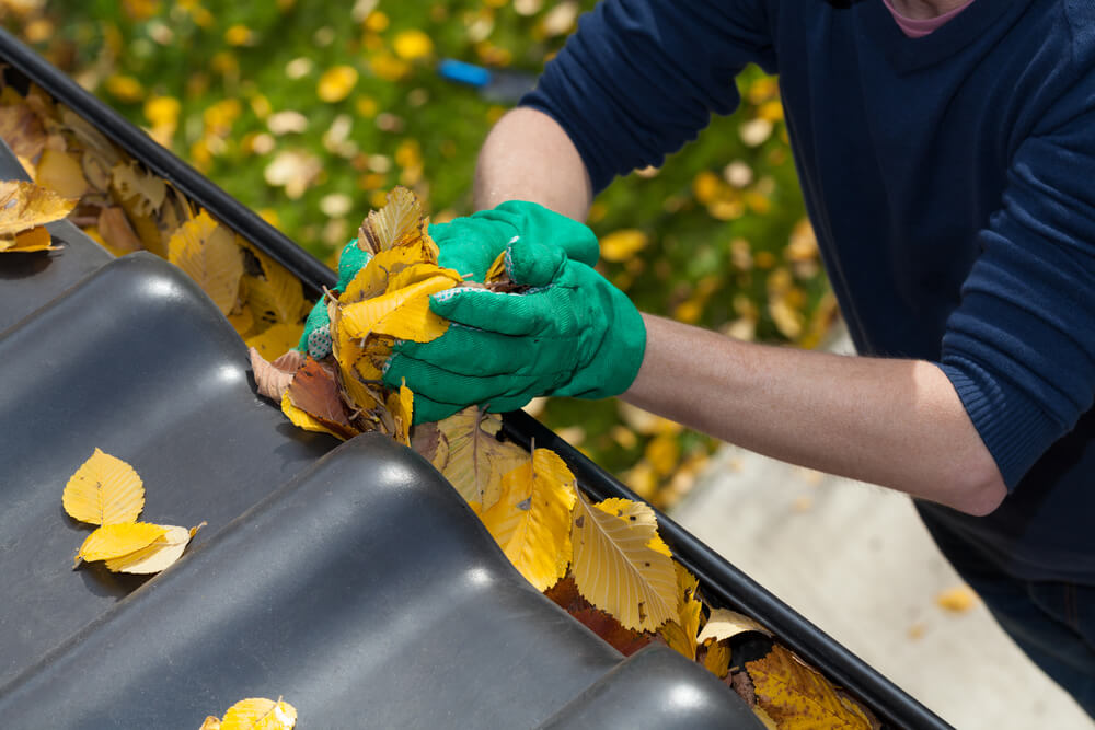Home Hazards Caused by Clogged Gutters
