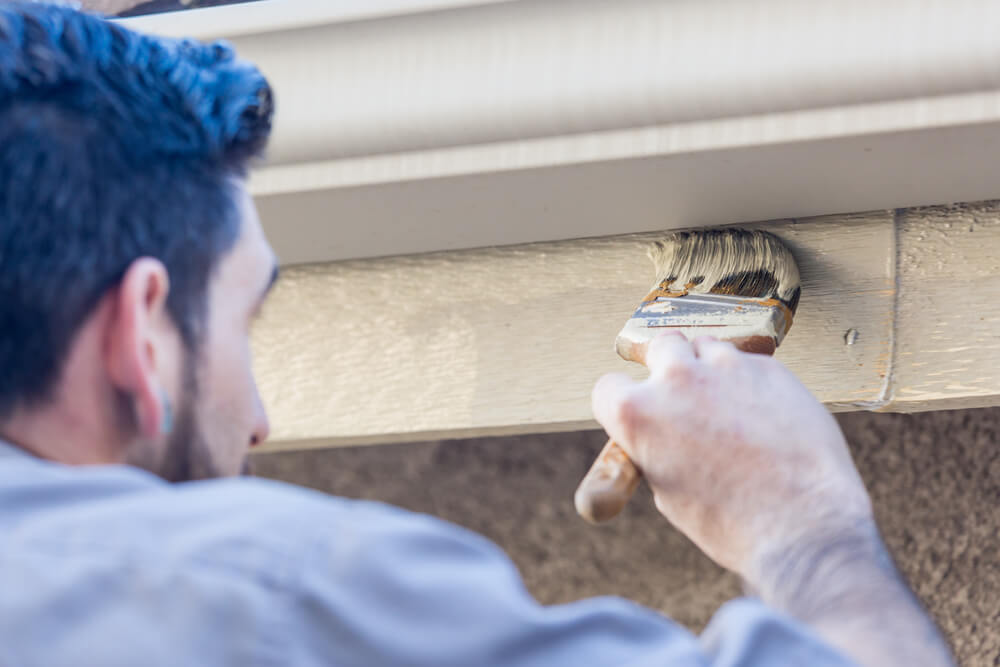 Paint Your Gutters