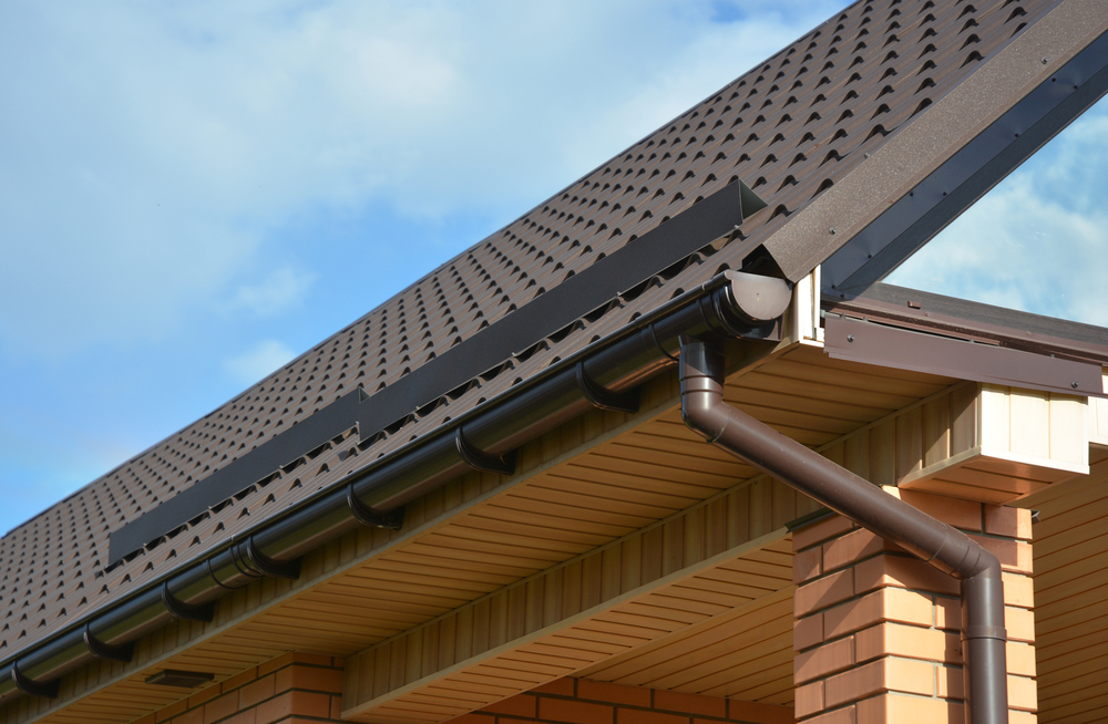 quality gutters add home value
